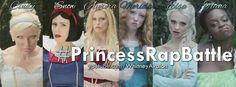 Disney Princess Rap Battle
