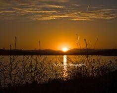 Sunset at Lake San Antonio!