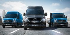 Mercedes Sprinter vans have become the ride of choice for celebrities and business executives who want to travel in comfort.