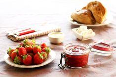 Calda de morango fácil e rápida | DigaMaria.com