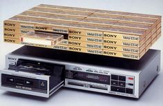 Sony TC-FX606R. Magnetófono para cartuchos Compact Cassette, con autorreversa y sistema de carga frontal en bandeja