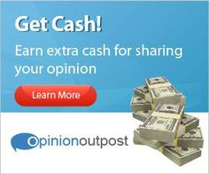 Opinion Outpost – A Legitimate Opportunity To Earn Additional Income and Rewards #OpinionOutpost #ad
