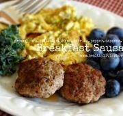 Fast Paleo » Breakfast Sausage - Paleo Recipe Sharing Site