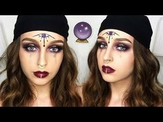 Are you looking for ideas for your Halloween make-up? Browse around this site for creepy Halloween makeup looks. Halloween Outfits, Costume Halloween, Halloween Circus, Halloween 2018, Scary Halloween, Halloween Stuff, Unique Halloween Makeup, Halloween Makeup Sugar Skull, Pretty Halloween