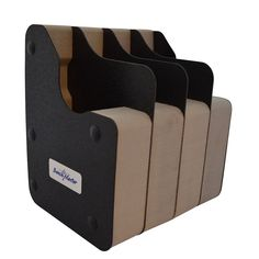 This pocket pistol rack holds 4 pocket-size handguns. Find our speedloader now!  http://www.amazon.com/shops/raeind