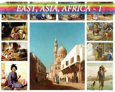 ASIA AFRICA East-1 theme on 240 vintage paintings High resolution HQ old digital download item images collection printable scans Art asian           data-share-from=listing        >           <span class=etsy-icon