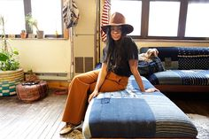 Meet the New: Aurora James of Brother Vellies   Man Repeller
