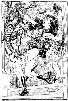 Wonder Woman by John Byrne *