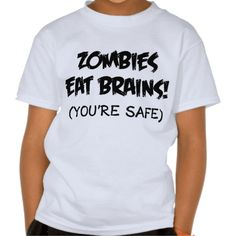 >>>The best place          Zombies Eat Brains T Shirts           Zombies Eat Brains T Shirts In our offer link above you will seeShopping          Zombies Eat Brains T Shirts Here a great deal...Cleck Hot Deals >>> http://www.zazzle.com/zombies_eat_brains_t_shirts-235023291273212336?rf=238627982471231924&zbar=1&tc=terrest