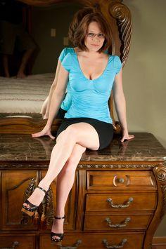 Scarlet Madison legs
