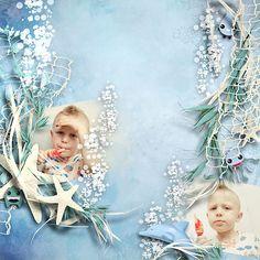 """"""" Sea creatures """" by Designs by Brigit"""