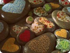 prayer rock idea for activity days