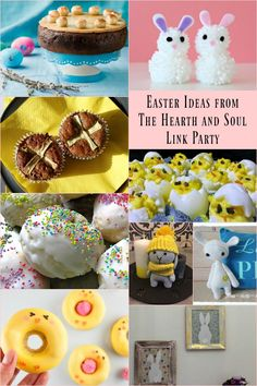 Easter Ideas from Th