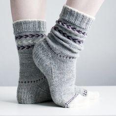 Ravelry: Trin-Annelie's clear head socks