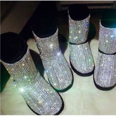 These uggs are going to be my must-have for winter. Everything seems to go with them, 2015 New collection