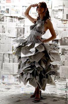 Gil: JORNAL, reciclando na decoração, flores, artesanato, objetos de arte                                                                                                                                                      Mais