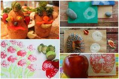 kids play with your vegetables - Google Search