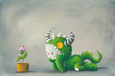 """Fabio Napoleoni-"""" When one wonders """" - Limited Edition SN of 140- 21.5"""" by 15""""- Paper Giclee Print."""