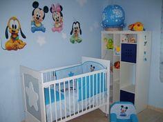 cuartos para bebes varones decorados