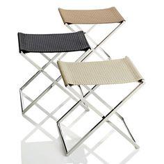"""""""Milano"""" luggage racks / folding stools"""