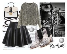 """Romwe 6/8"" by lugavicjasmina ❤ liked on Polyvore featuring Burton"
