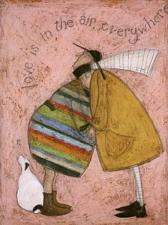 Sam Toft, Love Is in the Air, Everywhere