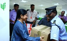 During the recent floods at Chennai TAFE had 'Heroes' amongst its midst who took upon themselves the task of helping those who needed it the most. It was an act of  'Individual Social Responsibility' and TAFE in a small ceremony at its Head Office honored these employees. Attended by TAFE Chairman and CEO, Ms. Mallika Srinivasan, members of the senior management and employees from across TAFE's #Chennai locations, it was an inspiring initiative. Click the image to read more on TAFE Cafe.