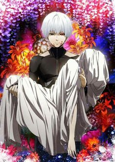 Man Crush Monday: Kaneki Ken from Tokyo Ghoul Some day bishonen will take over the world (and here we are helping them). Have you see Tokyo Ghoul? Who is your favorite character and why? Tokyo Ghoul Manga, Hide Tokyo Ghoul, Ken Kaneki Tokyo Ghoul, Anime Body, Manga Anime, Dc Anime, Anime Art, I Love Anime, Awesome Anime