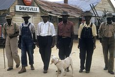 """6 Tuskegee syphilis experiment test subjects. On 7/25/1972, the Tuskegee syphilis experiment came to light. The US Public Health Service, in conjunction w/ the Tuskegee Institute in AL, had been allowing poor, rural black men w/ syphilis to go w/out treatment, even allowing them to die as a way of studying the disease. These men were intentionally misled that they were being treated for """"bad blood."""" Their doctors never had intentions of curing them from the syphilis that was slowly killing…"""