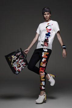 Fendi, pre-spring/summer 2015 fashion collection