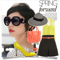 spring 2012, created by style-in-the-city.polyvore.com
