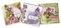 Elegant Inspiration and a Backyard Blossoms Sneak Peek - Heartfelt Creations
