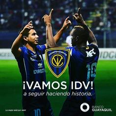 Independiente Del Vallehoy juega la semifinal de laCopa Libertadores #CopaLibertadores 19:45