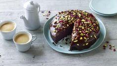 BBC - Food - Recipes : Dark and sumptuous chocolate cake