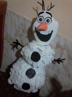 Piñata Olaf de Frozen