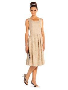 burda style: Damen - Kleider - Cocktailkleider - 60er Cocktail- & Abendkleid - Retro
