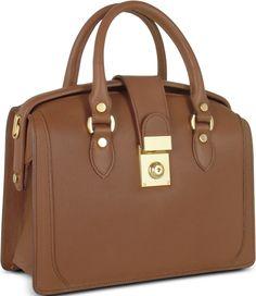 •Website: http://www.cuteandstylishbags.com/portfolio/l-p-brown-italian-leather-doctor-bag/ •Bag: L.A.P.A. Brown Italian Leather Doctor Bag