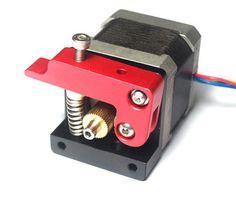 3D printer parts Trprap Makerbot DIY left-hand MK8 direct drive Extruder kit/set (no motor) compact extruder top quality