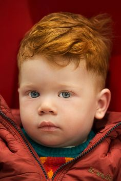 I'm praying God blesses me with a red headed baby! This is just too cute! Precious Children, Beautiful Children, Beautiful Babies, Beautiful Red Hair, Beautiful Redhead, Beautiful Eyes, Ginger Babies, Ginger Kids, Ginger Boy