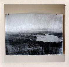 astoria overlook print