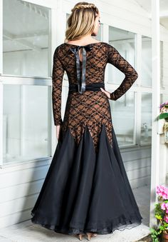 Chrisanne Morena Jasmine Dress | Dancesport Fashion @ DanceShopper.com
