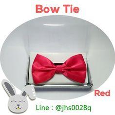 Sell Dasi Kupu-Kupu Merah oleh Gelvy Bunny Shop! Cek IG kita untuk mendapatkan Dasi Kupu Kupu berwarna Merah sekarang juga. (Bow Tie Red)  https://www.instagram.com/p/BE9tKs3K3OM/?taken-by=gelvybunnyshop