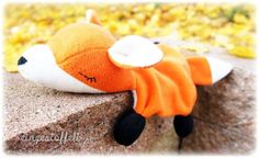 Fuchs Codi Schnuffeltuch ebook | Etsy Fuchs Baby, Nursery Patterns, Baby Kind, Diy Toys, Baby Sewing, Plushies, Baby Room, Dinosaur Stuffed Animal, Sewing Patterns