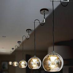 Kubric LED Pendant By Massimiliano Raggi for Contardi Lighting