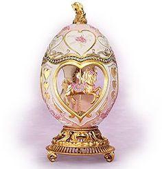 Los huevos Kinder para chetos (huevos Fabergé)