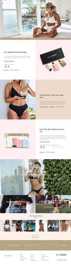 Australian Made Natural Skincare & Tanning Range | Bali Body