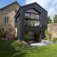 Agrandissement Sur Pilotis extension sur pilotis - recherche google | hillside house