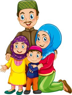 Here you find the best free Muslim Family Clipart Free collection. You can use these free Muslim Family Clipart Free for your websites, documents or presentations. Family Clipart, Family Vector, Muslim Images, Islamic Cartoon, Eid Cards, Cartoon Clip, Anime Muslim, Muslim Family, Eid Mubarak