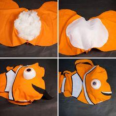 DIY Nemo Costume Step 04