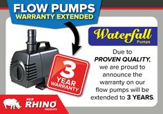 Red Rhino Products | KLB Engineering | Water Pumps, Power Tools & Hardware